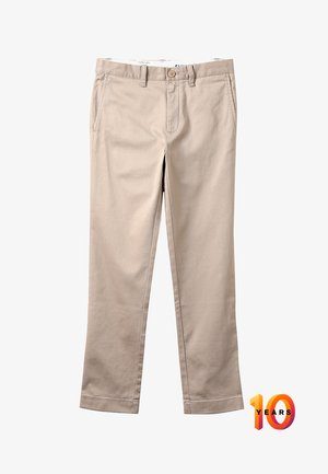 SLIM STRETCH  - Chino - british khaki