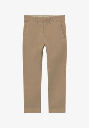 Chino kalhoty - british khaki