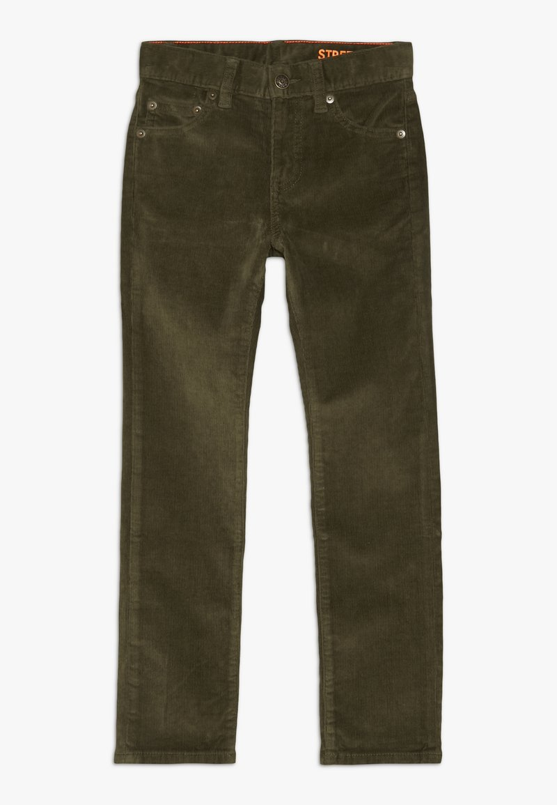 J.CREW - STRETCH PANT - Stoffhose - frosty olive