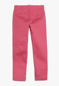 J.CREW - SKINNY FIT STRETCH - Chino kalhoty - dusty red - 1