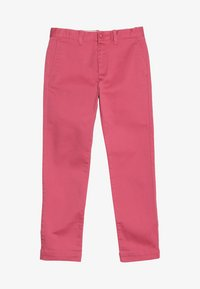 J.CREW - SKINNY FIT STRETCH - Chino kalhoty - dusty red - 3