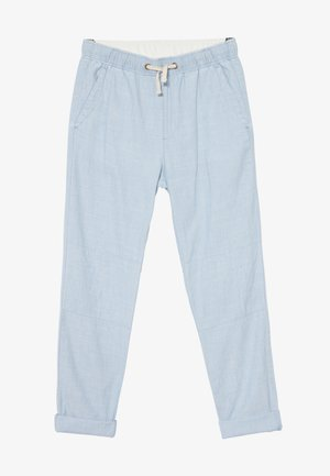 PULL ON - Trousers - cape wash