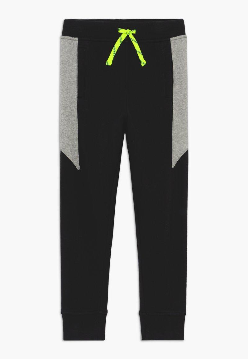 J.CREW - SIDE LIGHTNING BOLT - Teplákové kalhoty - black