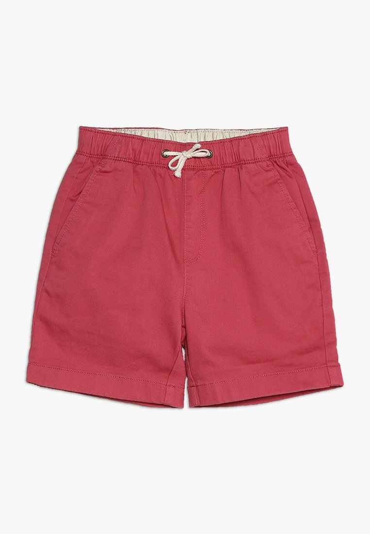 J.CREW - SOLID DOCK - Shorts - dusty red