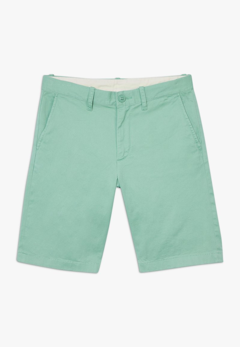 J.CREW - SOLID STANTON - Shorts - frosty seaweed
