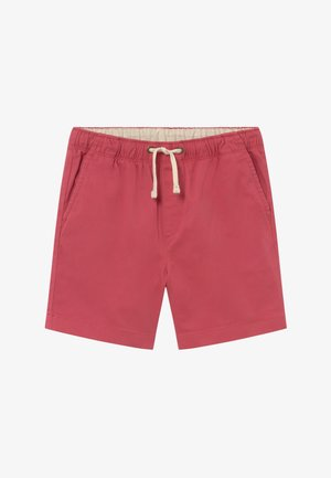 SOLID DOCK  - Shorts - dusty red