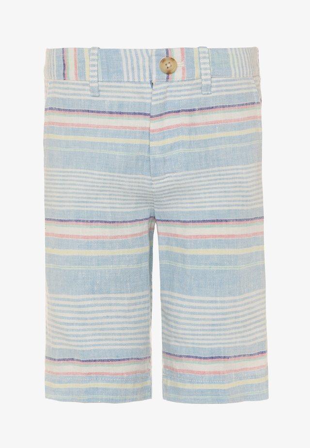 STANTON  - Shorts - blue/multicolor