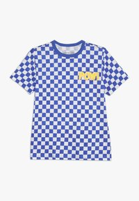 J.CREW - POW SLUB - T-shirt imprimé - blue/white - 0