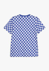 J.CREW - POW SLUB - T-shirt imprimé - blue/white - 1