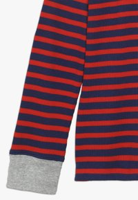 J.CREW - STRIPE WAFFLE - T-shirt à manches longues - blue/red - 2