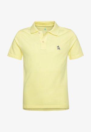 CRITTER - Poloshirt - pale lemon