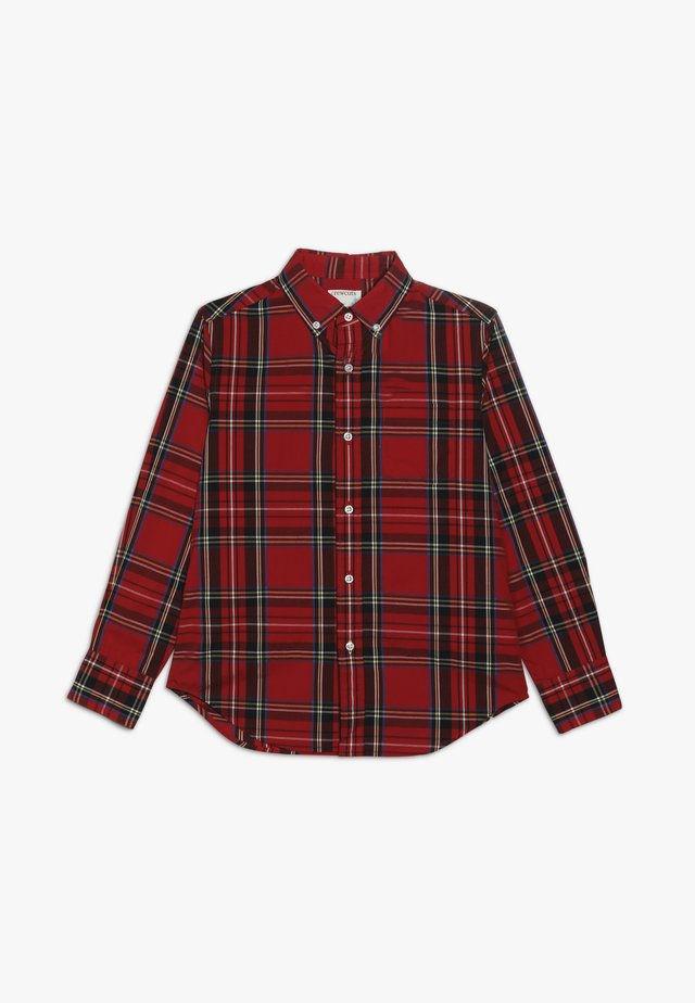 GOOD TIDINGS PLAID - Chemise - red