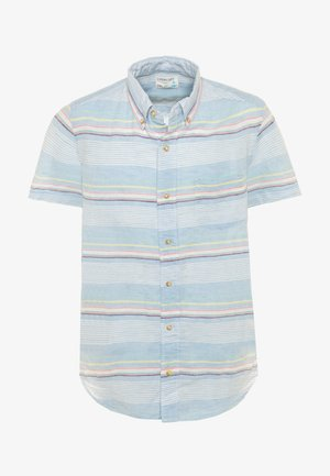 HORIZONTAL STRIPE - Shirt - blue/multicolor