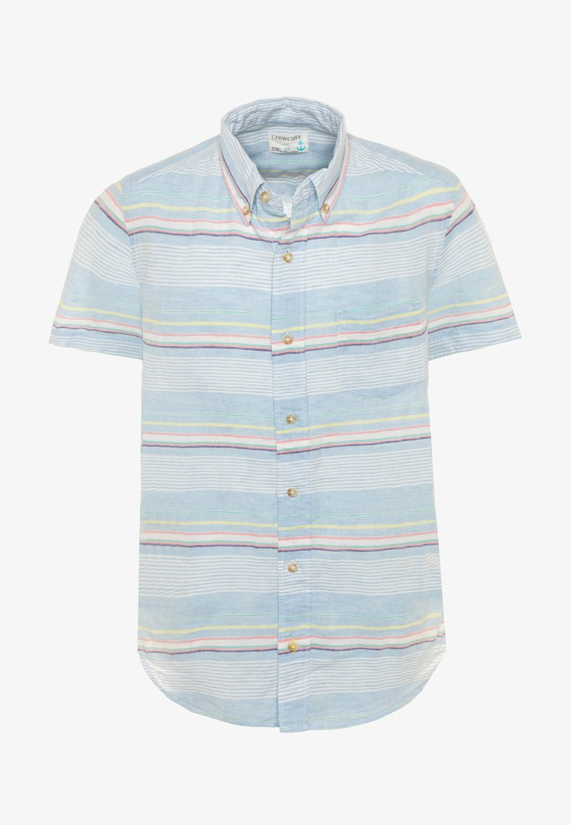 J.CREW - HORIZONTAL STRIPE - Koszula - blue/multicolor