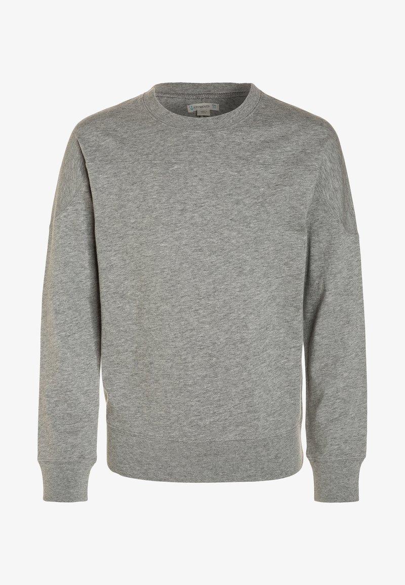 J.CREW - FOOTBALL CREW  - Sweatshirt - heather athletic grey