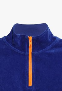 J.CREW - HALF ZIP POPOVER - Sweatshirt - brilliant sapphire - 4