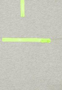 J.CREW - COLORBLOCK POPOVER - Sweatshirt - heather dusk/charcoal - 3