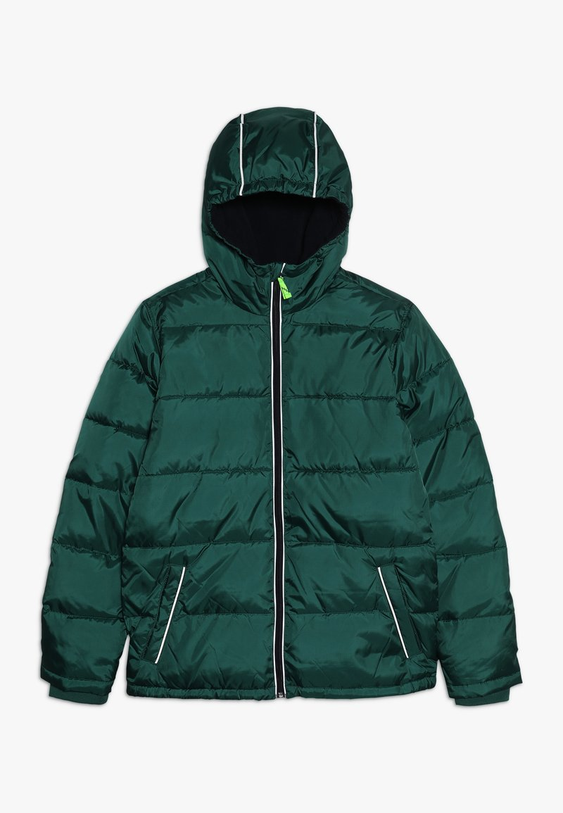 J.CREW - CLASSIC PUFFER - Zimní bunda - deep alpine