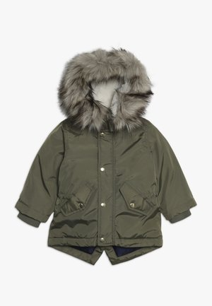 FISHTAIL  - Parka - frosty olive