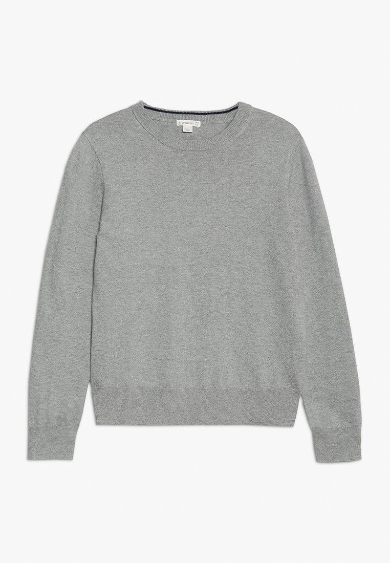 J.CREW - CLASSIC CREWNECK - Pullover - heather grey