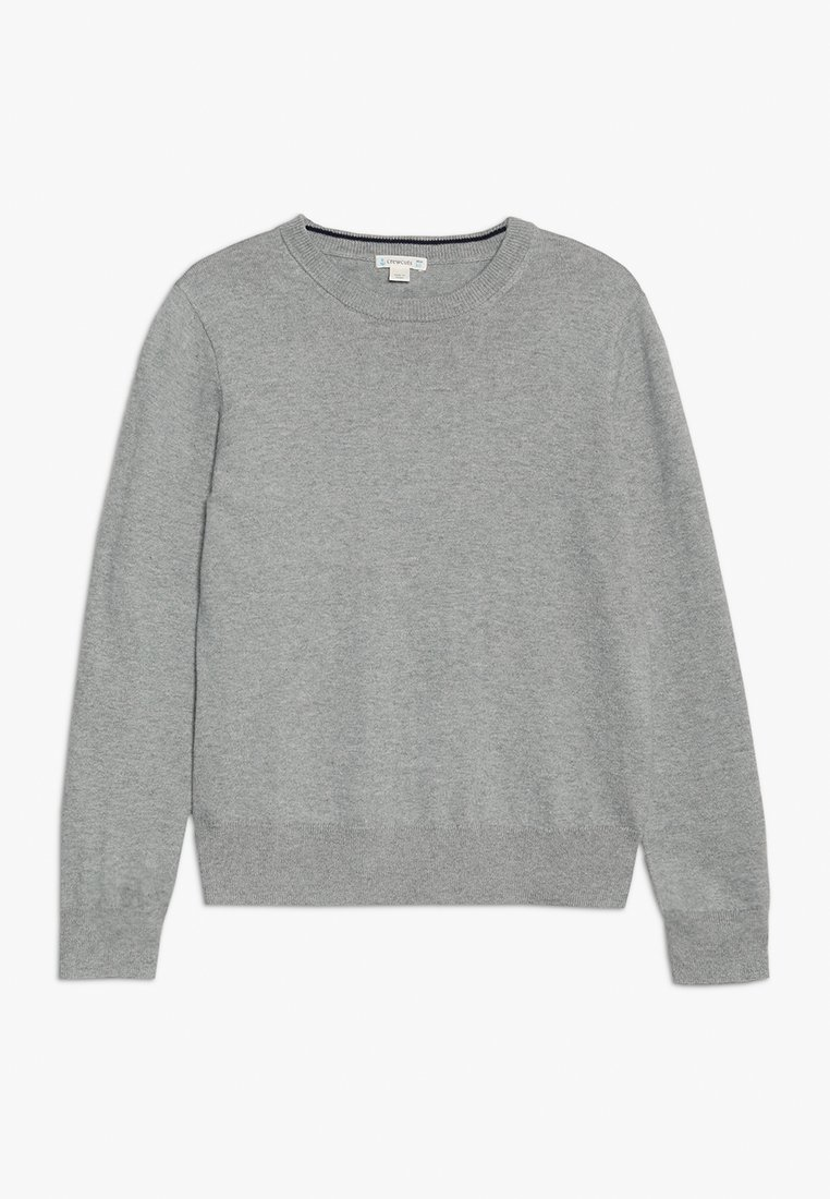 J.CREW - CLASSIC CREWNECK - Jumper - heather grey