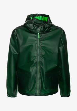 Impermeable - rainforest green