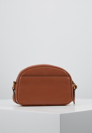 CAMERA BAG - Torba na ramię - dark auburn