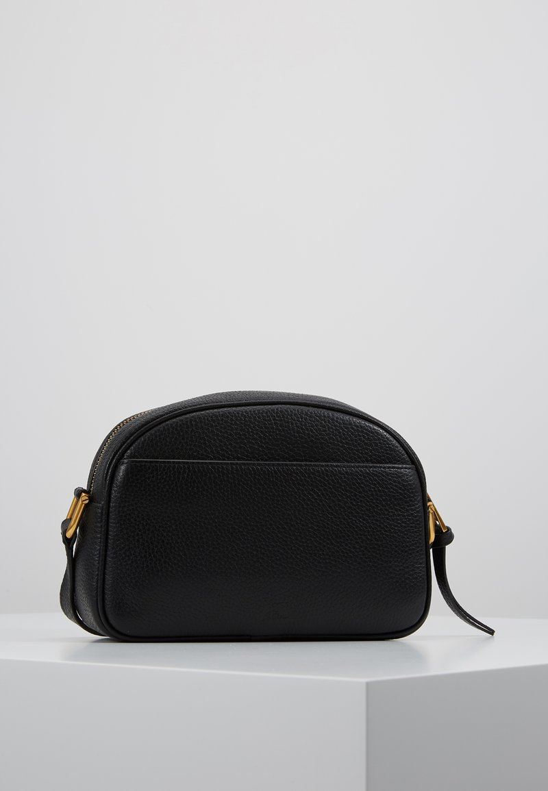 J.CREW - CAMERA BAG - Sac bandoulière - black