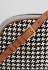 J.CREW - NOVELTY HOUNDSTOOTH CAMERA BAG - Skulderveske - multi-coloured