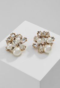 J.CREW - CLUSTER STUD - Earrings - crystal - 0