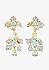 J.CREW - IRENE CLUSTER CHANDELIER - Earrings - crystal - 3