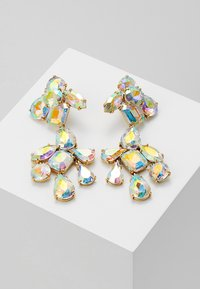 J.CREW - IRENE CLUSTER CHANDELIER - Earrings - crystal - 0