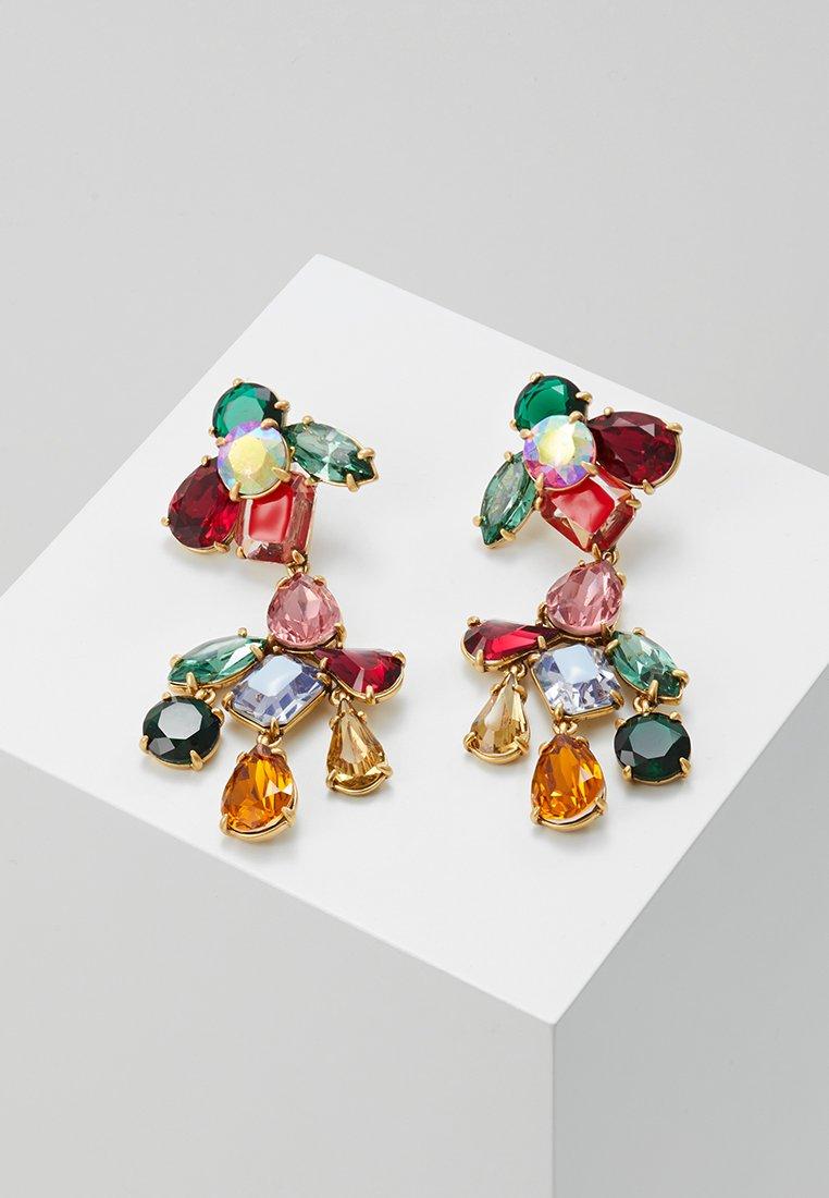 J.CREW - IRENE CLUSTER CHANDELIER - Earrings - multi