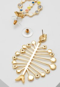 J.CREW - ASSYMETRICAL FISH EARRING - Earrings - multi - 2