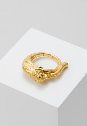 MONKEY - Ring - gold-coloured