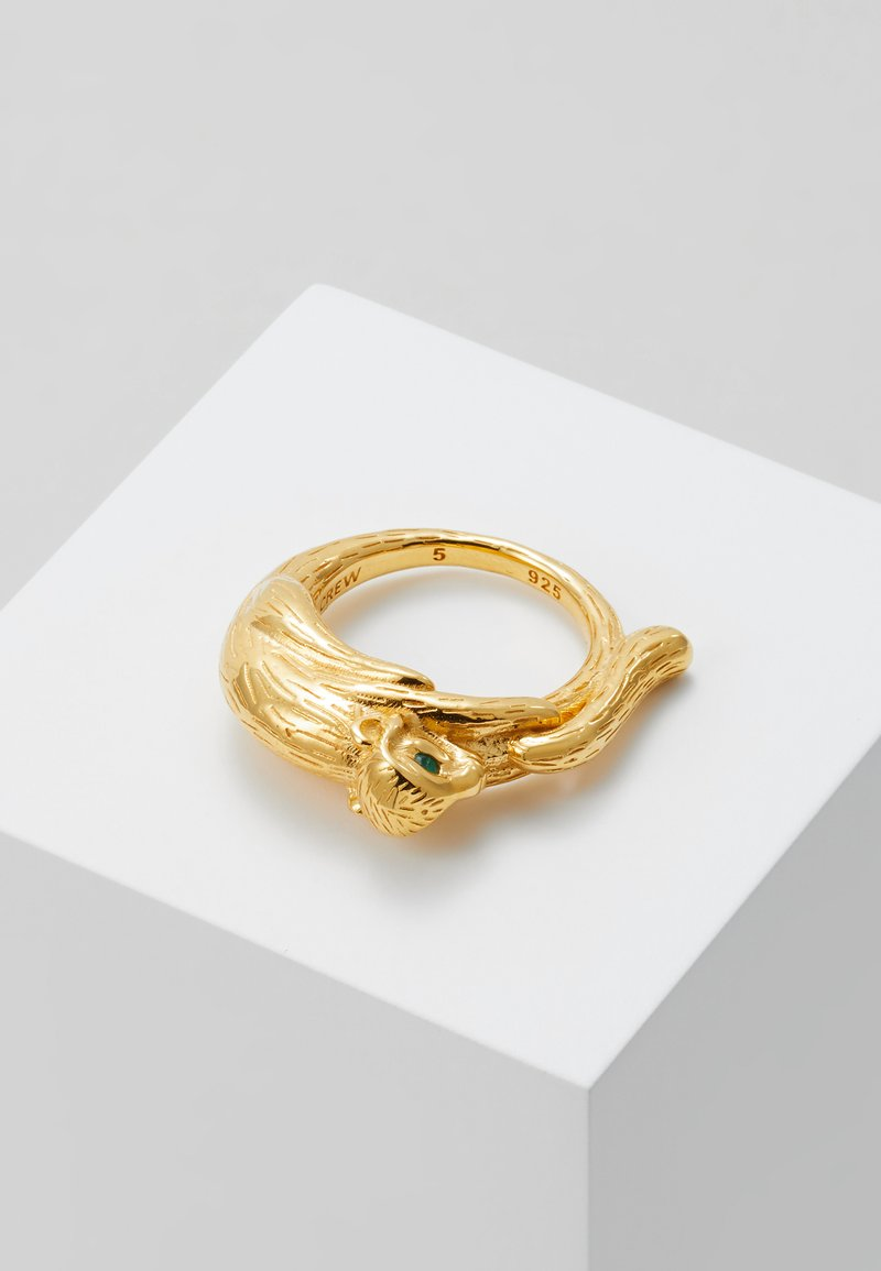 J.CREW - MONKEY - Ring - gold-coloured