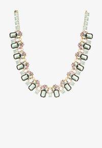 J.CREW - GLASS BEE NECKLACE - Kaulakoru - green - 3