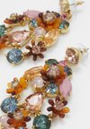 J.CREW - BOTANICAL CLUSTER STATEMENT EARRINGS - Earrings - pale blush