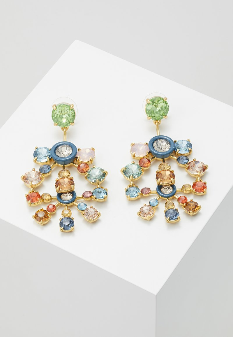 J.CREW - SUNBURST STATEMENT EARRINGS - Oorbellen - multi color