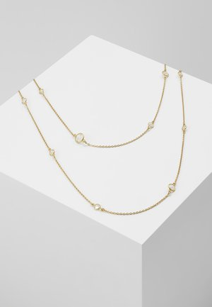 AVA STATION NECKLACE - Naszyjnik - gold-coloured