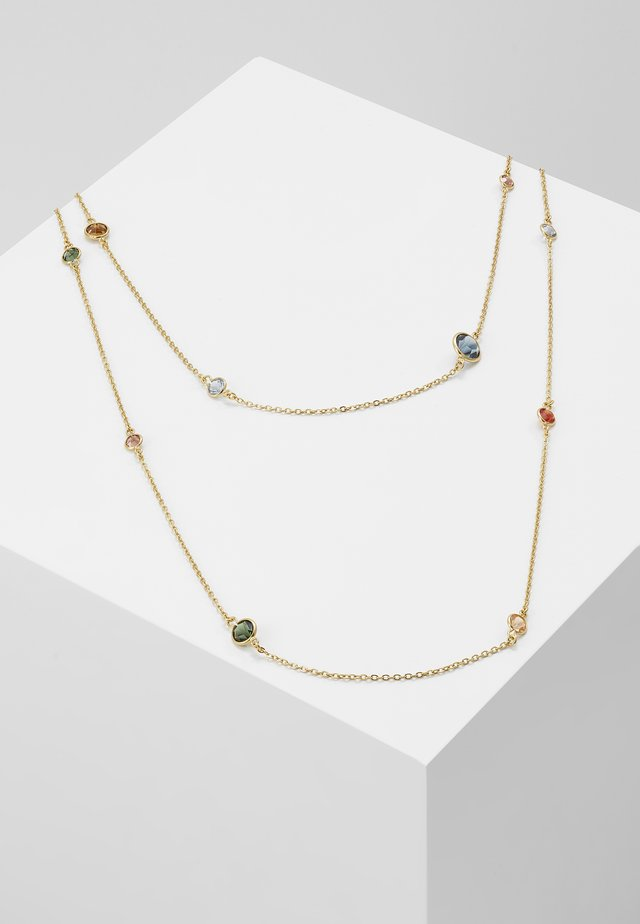 AVA STATION NECKLACE - Ketting - multi color