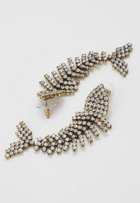 J.CREW - BONEFISH PAVE EARRINGS - Earrings - silver-coloured - 2