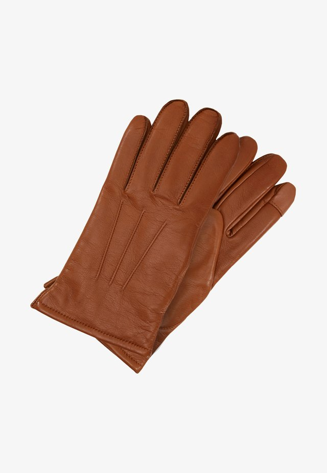 GLOVE - Rukavice - burnished sienna