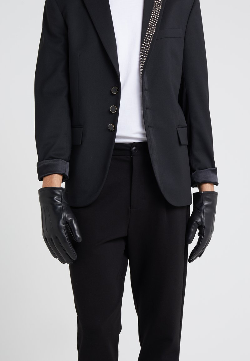J.CREW - GLOVE - Gloves - black