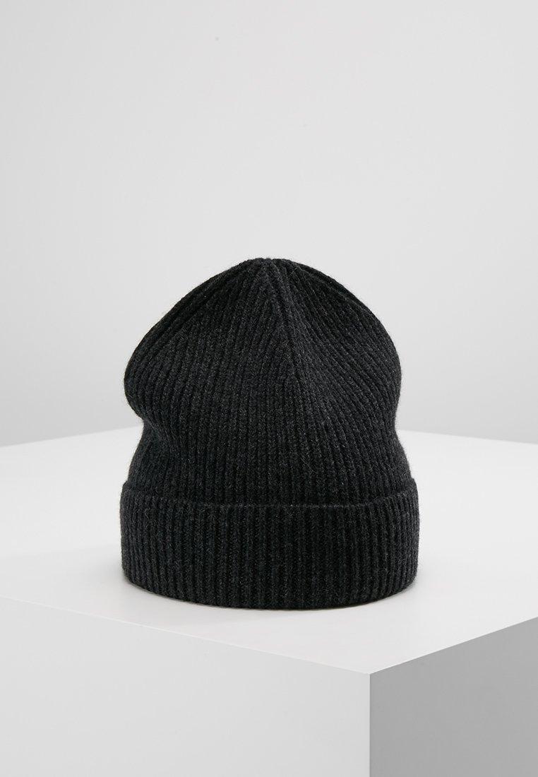 J.CREW - BASIC HAT - Mütze - charcoal