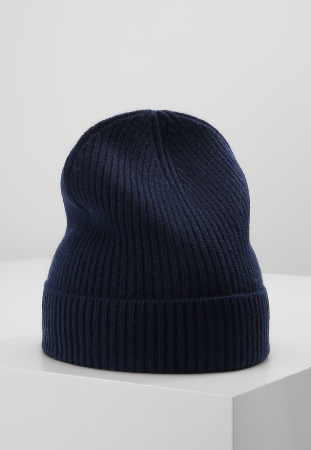 BASIC HAT - Mössa - navy
