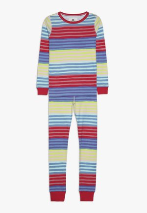 STRIPE SLEEP SET - Nachtwäsche Set - pink/multi