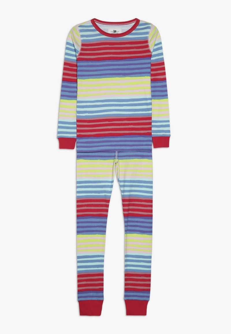 J.CREW - STRIPE SLEEP SET - Pyžamová sada - pink/multi