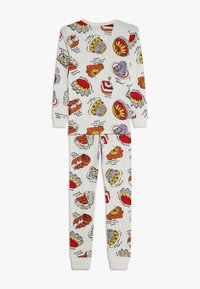 J.CREW - CRAZY CAKES SLEEP SET - Pyžamová sada - ivory/multi - 1