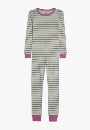 CLASSIC STRIPE SLEEP - Pyžamová sada - ivory dusk